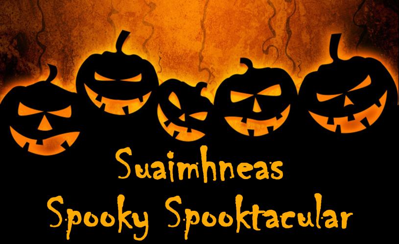 Suaimhneas Halloween 'Spooktacular'
