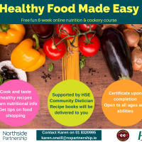 'Healthy Food Made Easy'